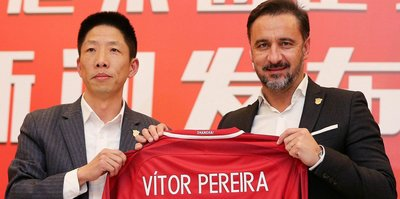 Pereira, SIPG'in yeni hocası oldu