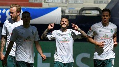 Schalke 04 0-1 Werder Bremen   MAÇ ÖZETİ İZLE