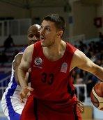 Gaziantep Basketbol deplasmanda güldü