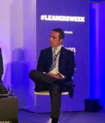 Ali Koç, Leaders Week'te konuşmacı oldu