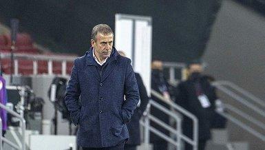 Trabzonspor Konyaspor maçı sonrası Abdullah Avcı: Bir yandan mutluyuz bir yandan üzüntü yaşıyoruz