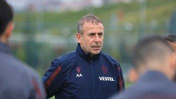 Trabzonspor'da Abdullah Avcı'dan net uyarı!