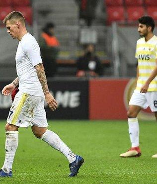 Fenerbahçe'den buruk tur!
