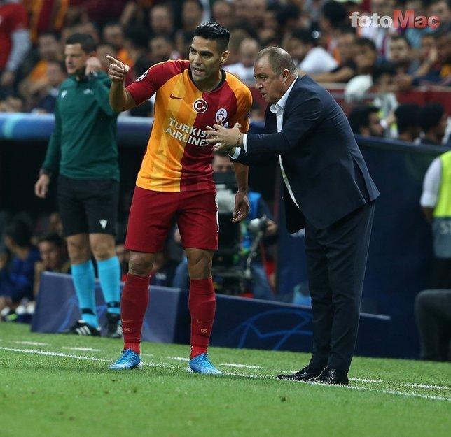 Falcao'yu 'Messi' iyileştirecek!