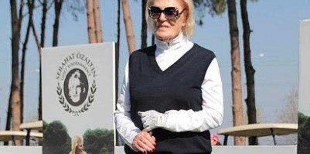 Antalya'da Sebahat Özaltın Ladies Golf Turnuvası heyecanı