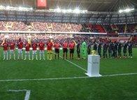 Gaziantep FK - Trabzonspor maçından dikkat çeken kareler!