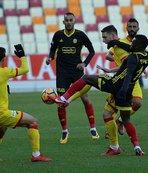 Evkur Yeni Malatyaspor'dan hakem tepkisi