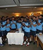Ibanez'e kutlama