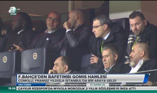 Fenerbahçe'den Bafetimbi Gomis hamlesi | Video haber