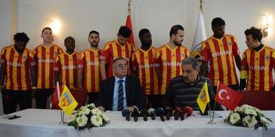 Kayserispor'da son transfer Mendes
