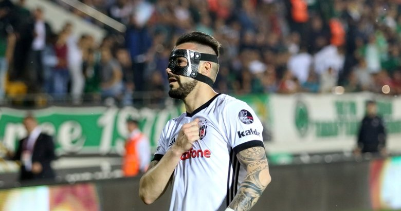 Beşiktaşlı Negredo Çine transfer oluyor