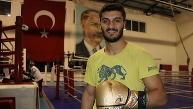 Milli boksör Bayram Malkan Tokyo Olimpiyatları'na kota aldı