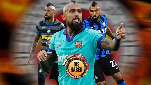 Şili basını Fenerbahçe'nin bomba transferini yazdı! Arturo Vidal 'ucuza' gelecek