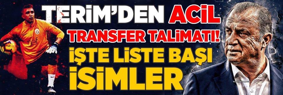 fatih terimden acil transfer talimati iste liste basi isimler 1595326076505 - Sözleşmesi sona ermişti! Galatasaray'a geri dönüyor