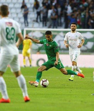 Atiker Konyaspor 0-0 Akhisarspor | MAÇ SONUCU (ÖZET)