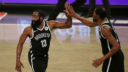 Brooklyn Nets 125 - 123 Milwaukee Bucks | MAÇ SONUCU