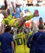 İsveç dünya üçüncüsü oldu