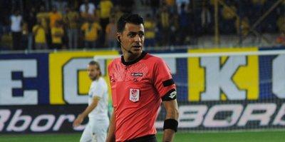 Ali Şansalan ilk kez Kayserispor Malatyaspor maçı yönetecek