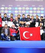 Türkiye, Dünya Güreş Şampiyonası'nda 9 madalya kazandı