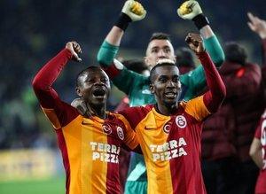 Galatasaray'da Seri ve Onyekuru'nun yerini Süper Lig'in yıldızları dolduruyor