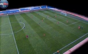 Pendikspor'un Başakşehir'e attığı muhteşem gol