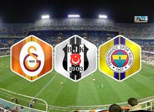 G.Saray, Beşiktaş ve F.Bahçe'nin Avrupa'daki rakipleri bu hafta ne yaptı?