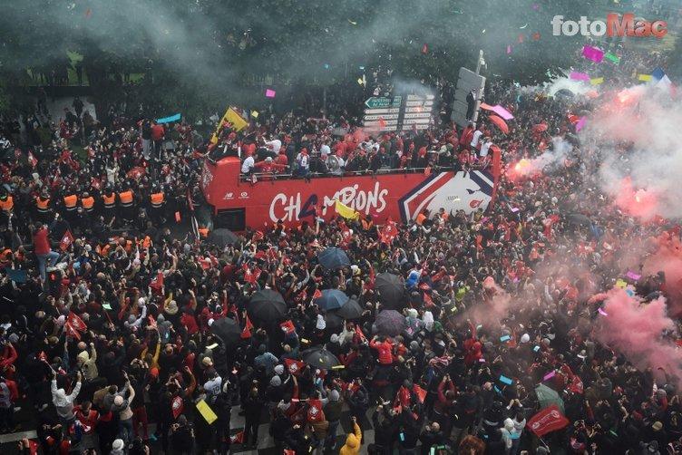 Son dakika FB haberleri | Lille'den Fenerbahçe'ye bir şok daha!