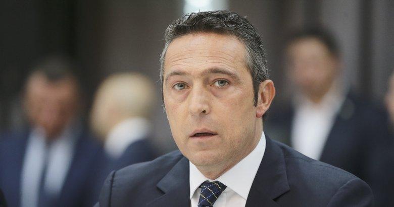 Ali Koç: Comolli'ye bırakmak için çıldırmış olmamız lazım