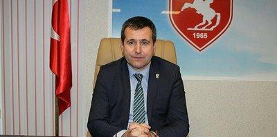 """""""Samsunspor'un toplam borcu plakamızla eşdeğer"""""""