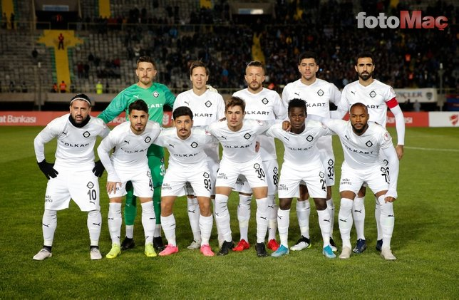 Altay - Trabzonspor maçından kareler...