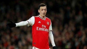 Mesut Özil'in aklı ABD'de