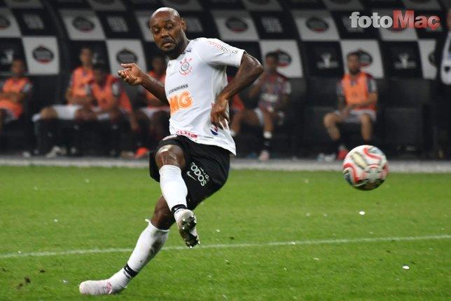 Eski Beşiktaşlı Vagner Love şampiyonluk golünü attı