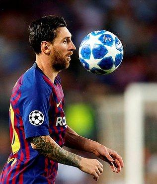 Lionel Messi'den 3'lü!