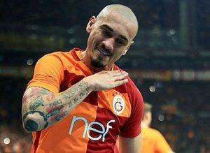 Galatasaray'da Maicon'a Rusya'dan talip çıktı