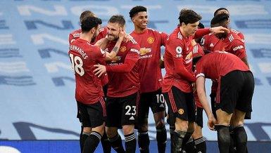 City'nin serisi son buldu | Manchester City - Manchester United: 0-2 (MAÇ SONUCU - ÖZET)