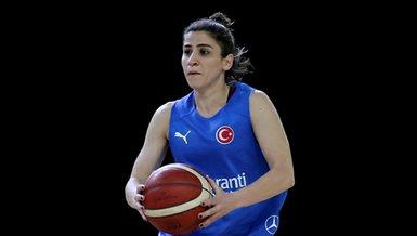 A Milli Kadın Basketbol Takımı'mızda Gizem Yavuz kadrodan çıkarıldı