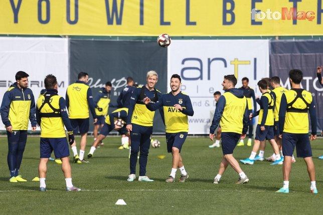 Ersun Yanal'dan beklenmedik karar! İşte Fenerbahçe'nin kupa 11'i