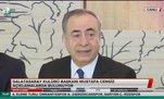 """Mustafa Cengiz: """"Galatasaray hiçbir zaman beleşe konmadı"""""""