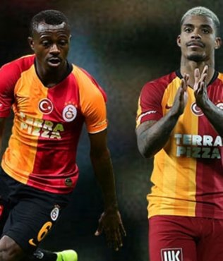 Galatasaray'a transfer şoku! Seri ve Lemina...