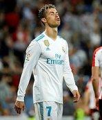 Real Madrid, 1 puana razı oldu
