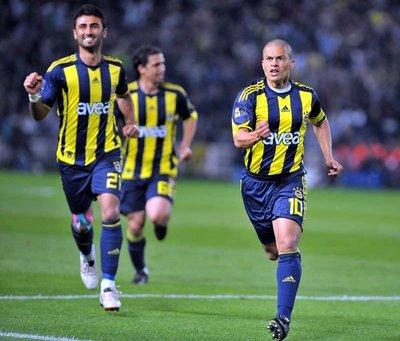 Fenerbahçe - Eskişehirspor (TSL 32. hafta maçı)
