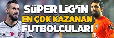 Spor Toto Süper Lig'in en çok kazananları!