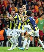 Fenerbahçe'nin Anderlecht karşısındaki ilk 11'i