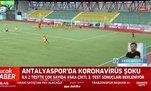 Antalyaspor'da corona virüsü şoku! 3. test...