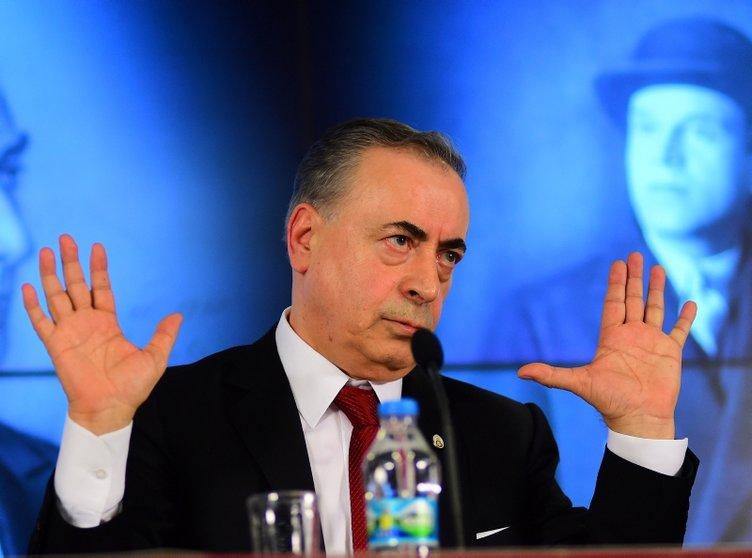 Galatasaray Başkanı Mustafa Cengiz Divan Kurulu toplantısında konuştu