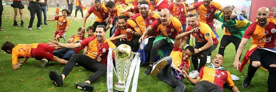 Mayıs ayının en çok konuşulan takımı Galatasaray