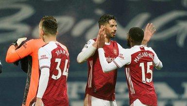 West Bromwich Arsenal 0-4 (MAÇ SONUCU - ÖZET)