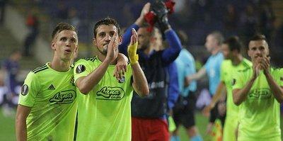 Anderlecht deplasmandan 3 puanla döndü