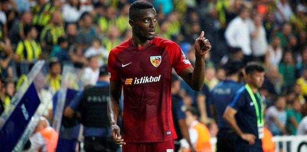 Galatasaray'a Mensah müjdesi! - Futbol -