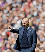 ManU'ya Zidane